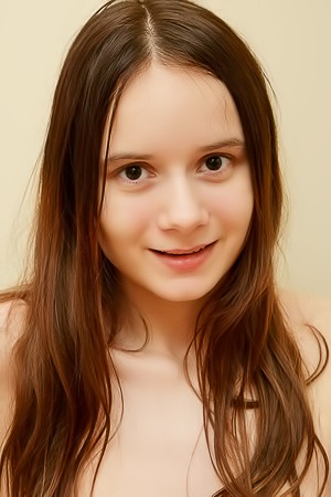 Petite And Young Brunette Eiby Shine