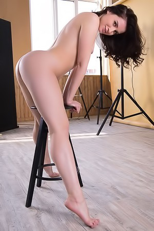 Rada Moon Lovely Nude Poses