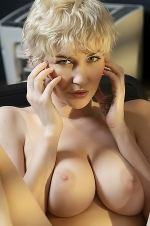 Skye Blue Shares Her Intimate Pleasure With You